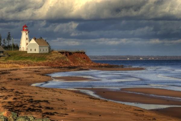 Panmur Lighthouse P.E.I