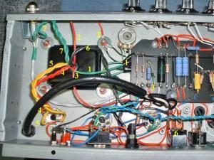 Mercury Magics  Rebuilding a Fender Deluxe Reverb Tube