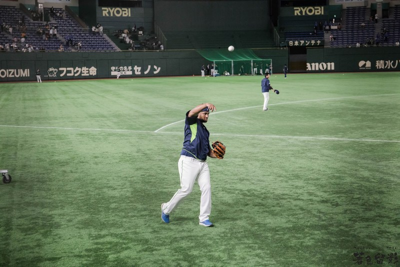 東京巨蛋觀賽