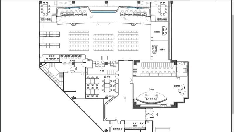 夢回 2016 - 暴雪電競館設計概念分享