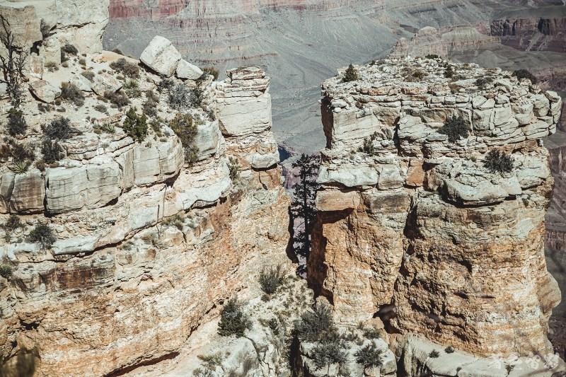 美國大峽谷南緣