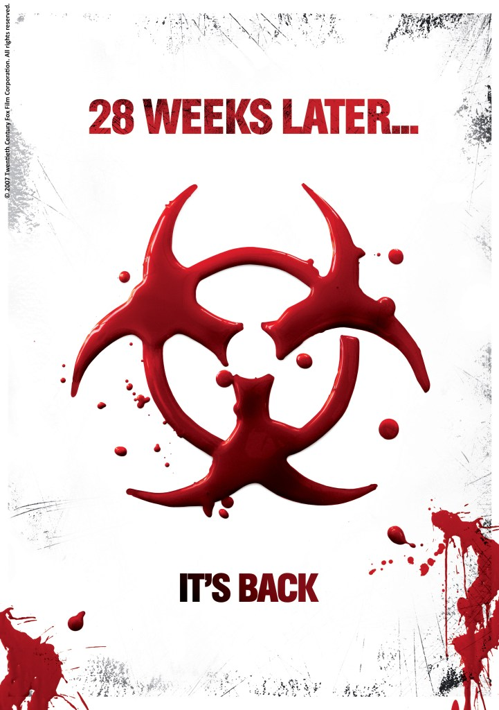 28 weeks later 2 poster