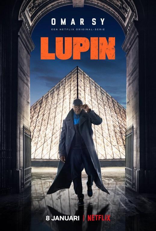 現代版《亞森·羅蘋》由歐馬·希主演,2021年1月8日在NETFLIX上架