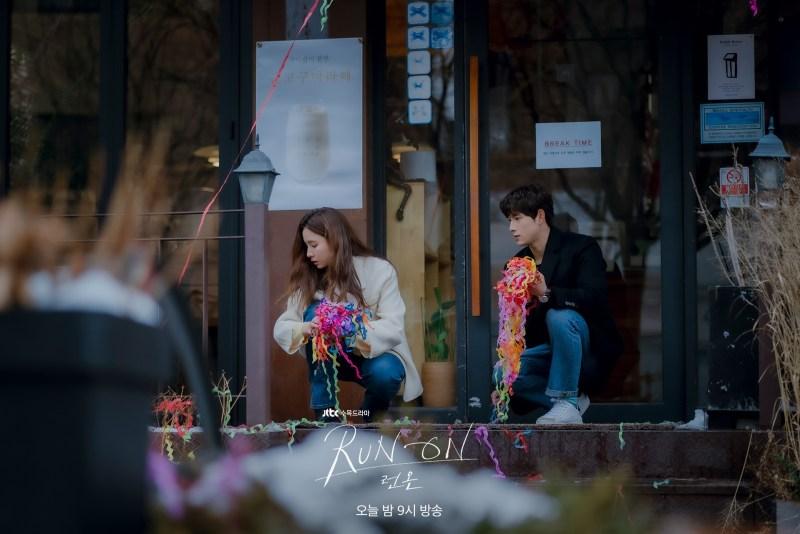 《奔向愛情/RUN ON 更新EP13-14》劇情概要與心得