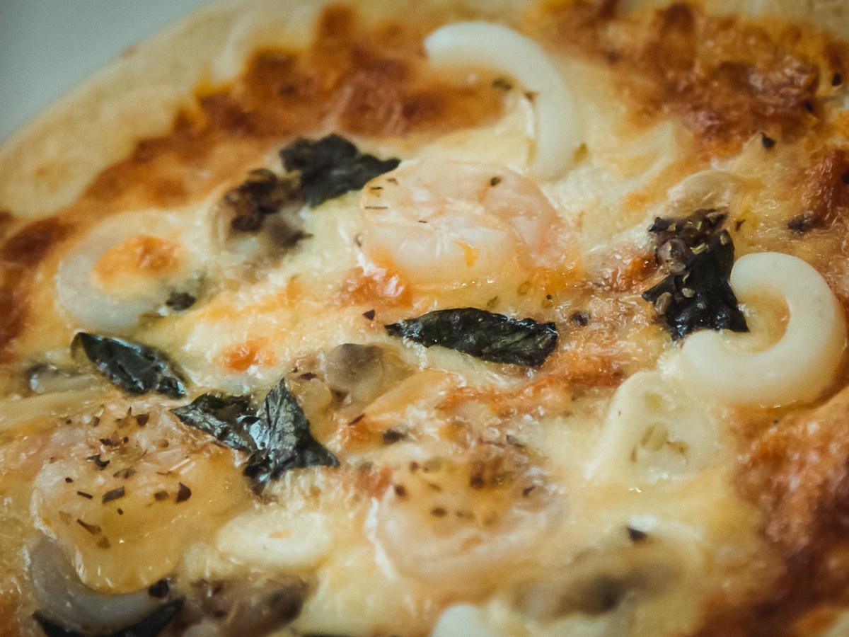在家也能吃的華山名店《ALLEYCAT'S PIZZA》巷貓義式薄脆披薩