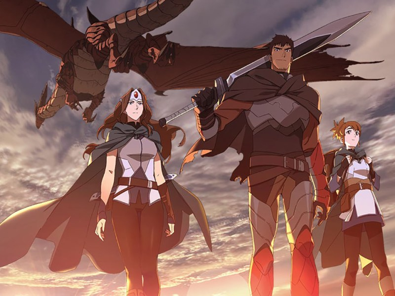 我能反殺!《DOTA:龍之血》動畫將於3月25日由 Netflix 與 VALVE 連袂推出