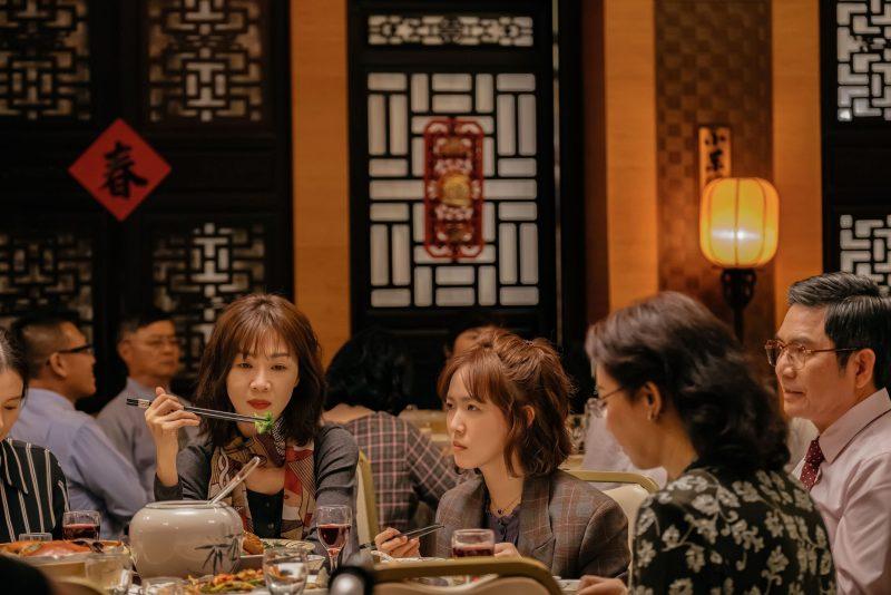 20200812威視電影《孤味》劇照01 故事由母親的七十大壽宴席展開 scaled 1