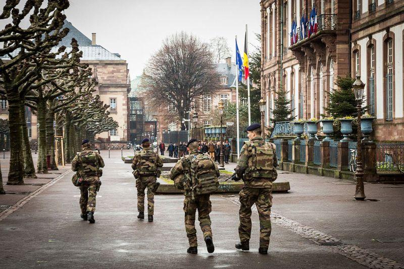 Strasbourg operation Sentinelle 20 janvier 2015