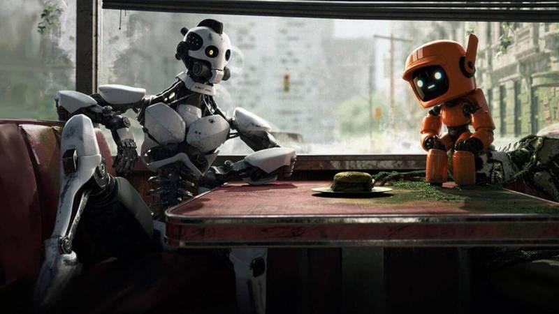 love death robots netflix season 2