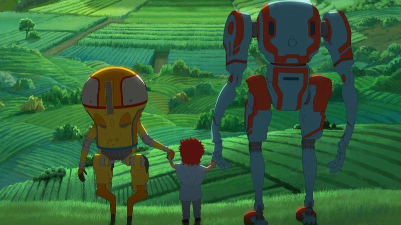 eden netflix first japanese original anime