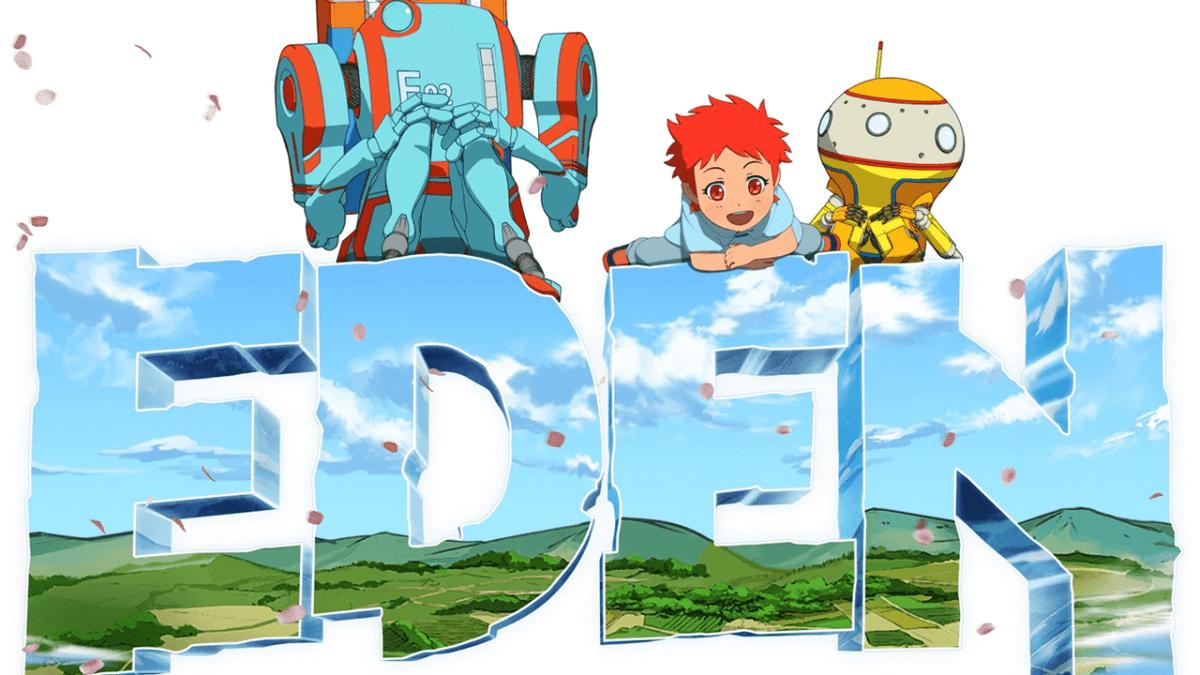 NETFLIX 原創動畫《伊甸/EDEN》介紹與正式預告,將於5月27日上架