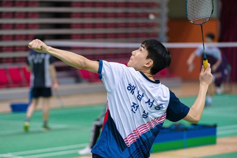 NETFLIX 韓劇《羽毛球少年團/RACKET少年團》EP3 劇情概要與心得,輸了也沒關係