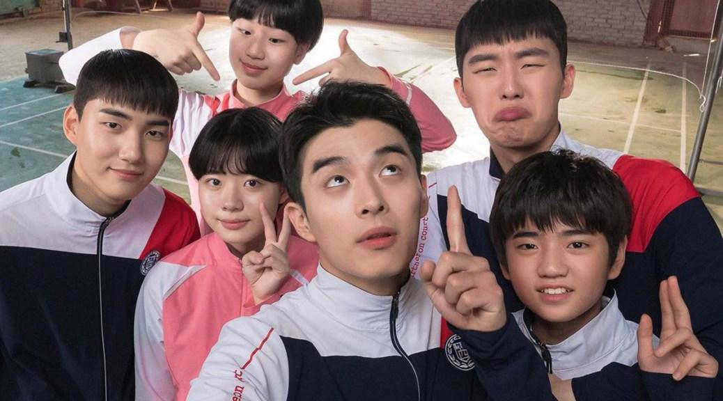 《羽毛球少年團RACKET少年團》EP5 劇情與心得,巧克力奶茶加寒天
