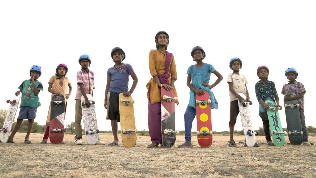NETFLIX 電影《滑板女孩》評價,溜滑板時感到自由的你也該看的電影