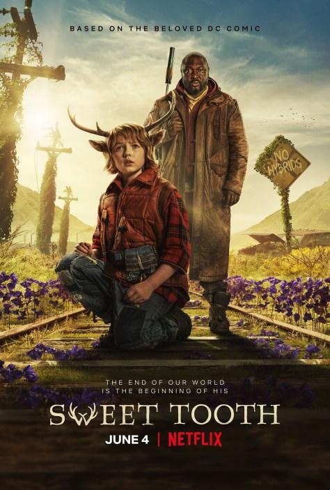 《SWEET TOOTH:鹿角男孩》評價與心得,有些故事從頭開始,你的故事從此開始