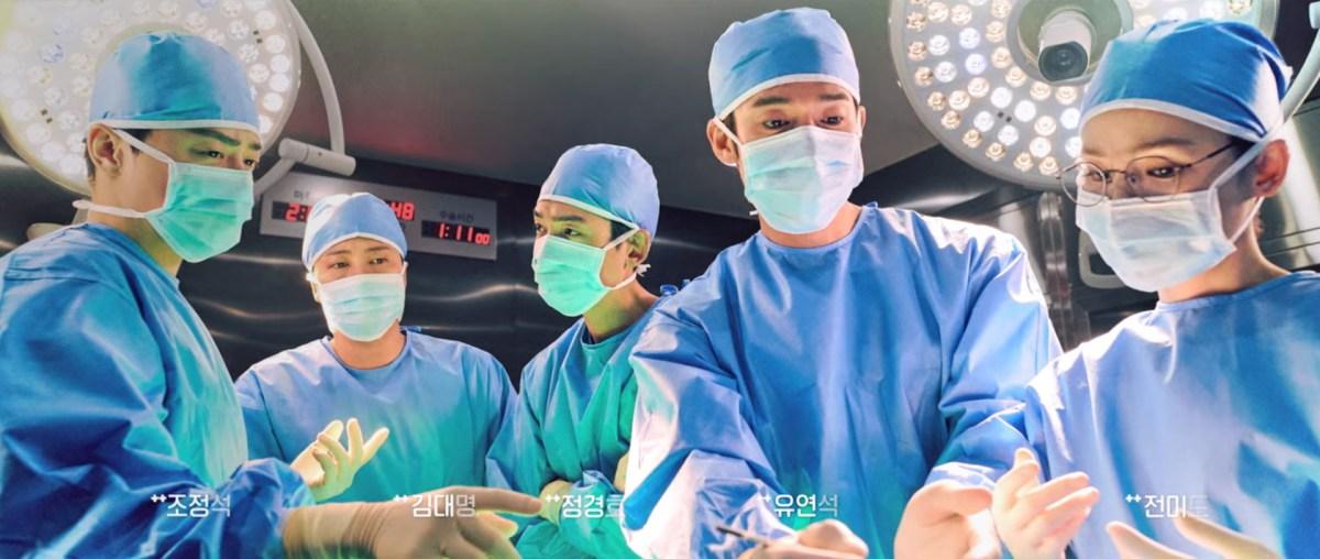 《機智醫生生活2》EP6 劇情與心得,下週將暫停播出一週