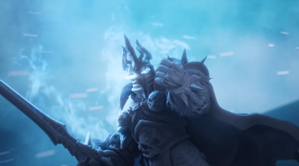 《魔獸世界:巫妖王之怒》將被改編成「瘟疫危機」棋盤遊戲
