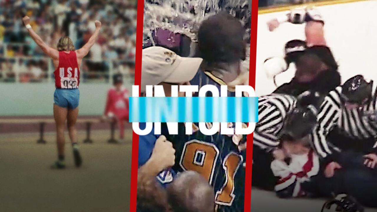 NETFLIX 紀錄片《體壇秘話》五部曲介紹,橫跨網球、拳擊、籃球,八月起陸續推出