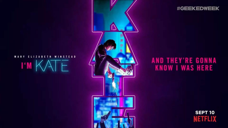 NETFLIX 發佈《絕命凱特》介紹與正式預告,預計於 9 月 10 日上架