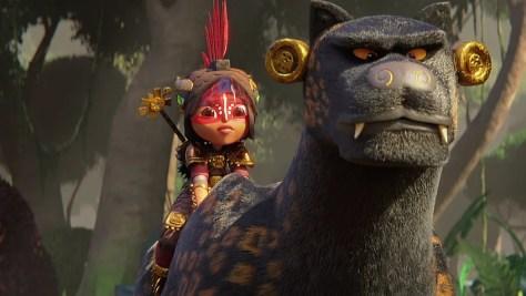 Netflix 動畫《瑪雅與三劍客》介紹,訂於 10 月 22 日上架