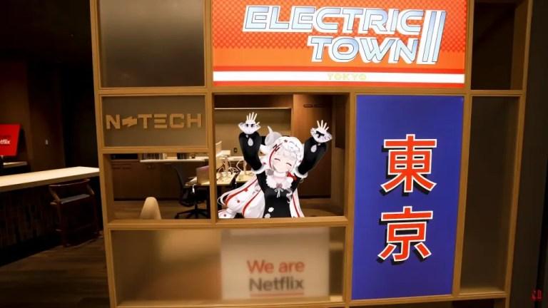 Netflix Anime創作者基地 25