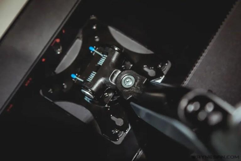 iErgoArm® 延伸軸 氣壓式 雙螢幕支架 10