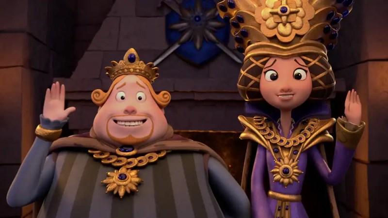 Netflix 動畫《暗黑格林童話》評價,真正的童話故事是很可怕的!