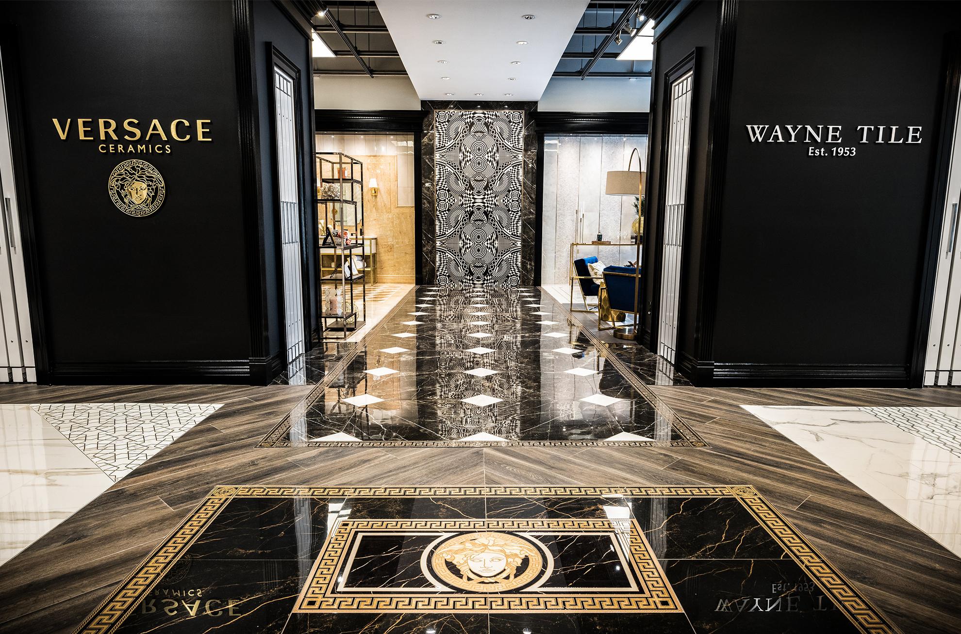 versace wayne tile