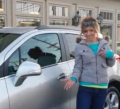 2015 Buick Encore for Angie