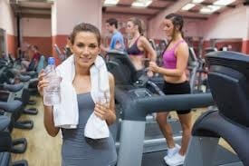 Personal trainer Cape Town  staying hydrated during exercise