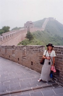 Marilyn and the Great Wall