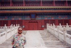Nat in Forbidden City