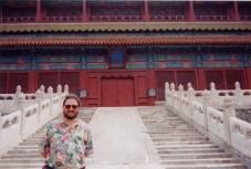 Nat in Forbidden City