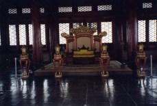 Nice throne