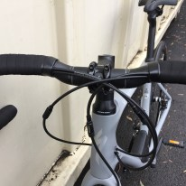 2017 Specialized Ruby Expert Handlebar Detail