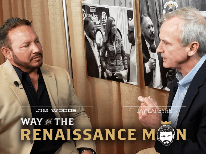 Modern-day Hank Reardon Jay Lapeyre Discusses Philosophy, Business, Dangerous Zero-Sum Thinking on Way of the Renaissance Man Starring Jim Woods