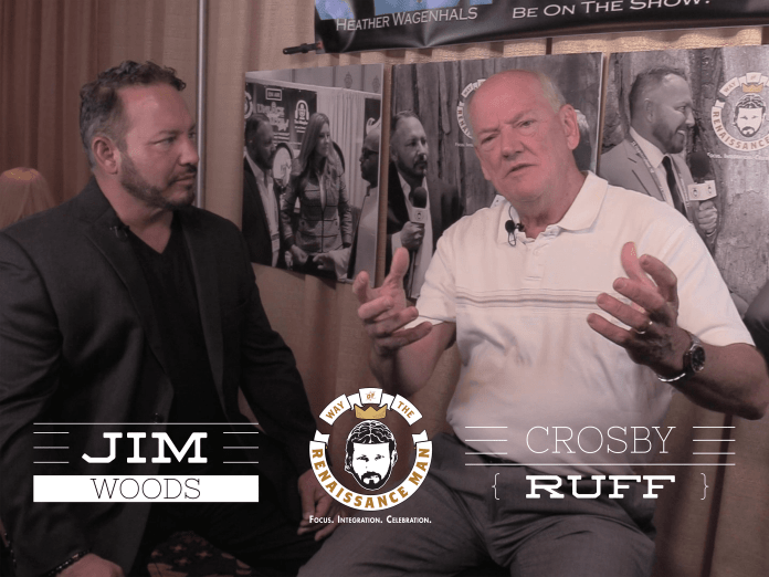 way of the renaissance man starring jim woods featured guest crosby ruff