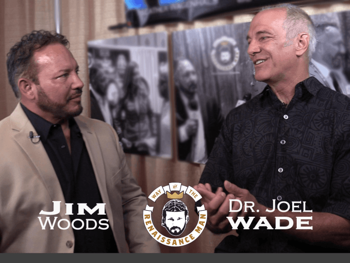 Dr Joel Wade Returns to Way of the renaissance man starring jim woods