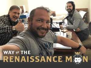 Renaissance Man Jim Woods Media Appearance Position to Win Podcast
