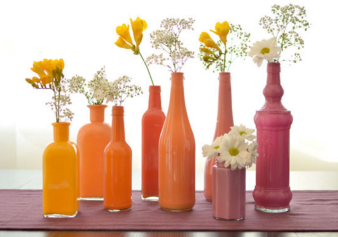 Wayome Upcycling bouteilles vases 2