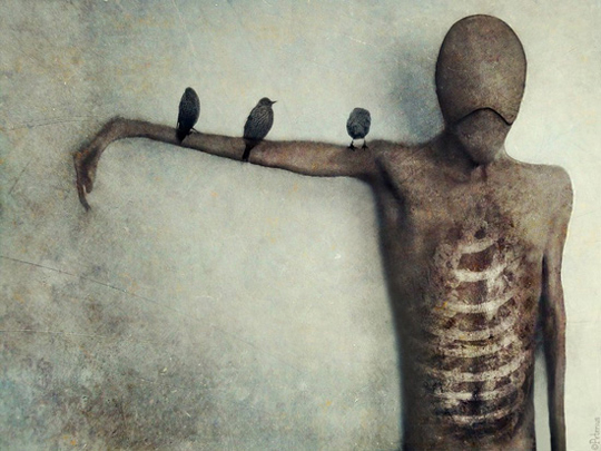 50 Amazingly Creative Examples of Surreal Dark Art Form