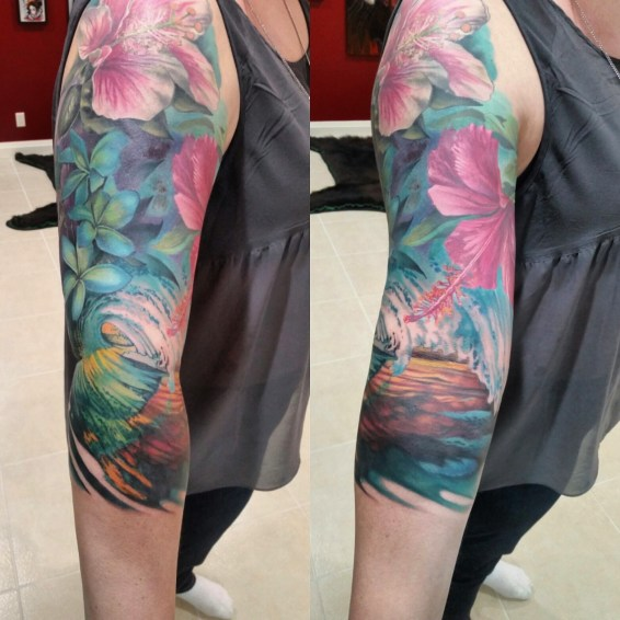Arm Tattoos 9