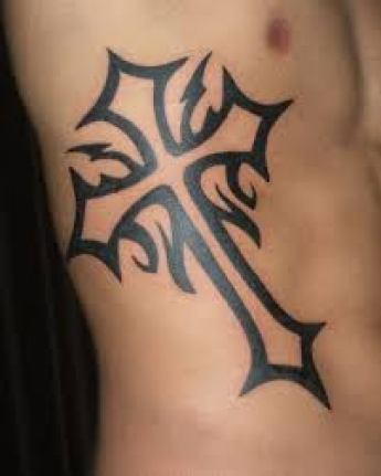 Cross tattoos 6