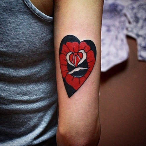 Heart Tattoos 10