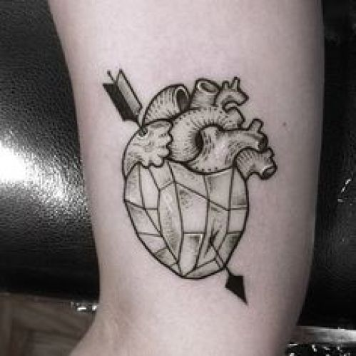 Heart Tattoos 16
