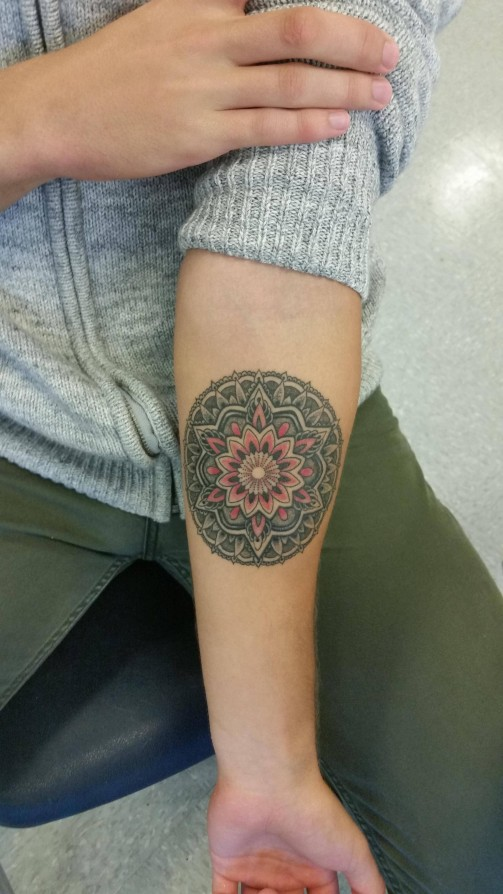 Mandala Tattoo15
