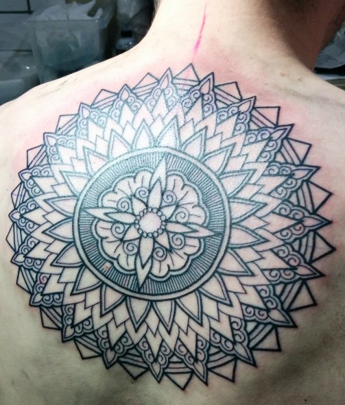 Mandala Tattoo17