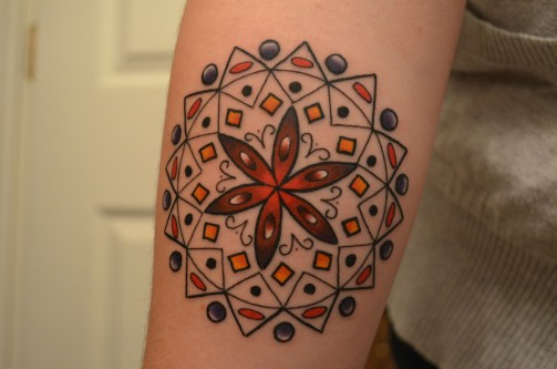 Mandala Tattoo20