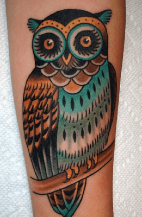 Traditional Tattoos 13