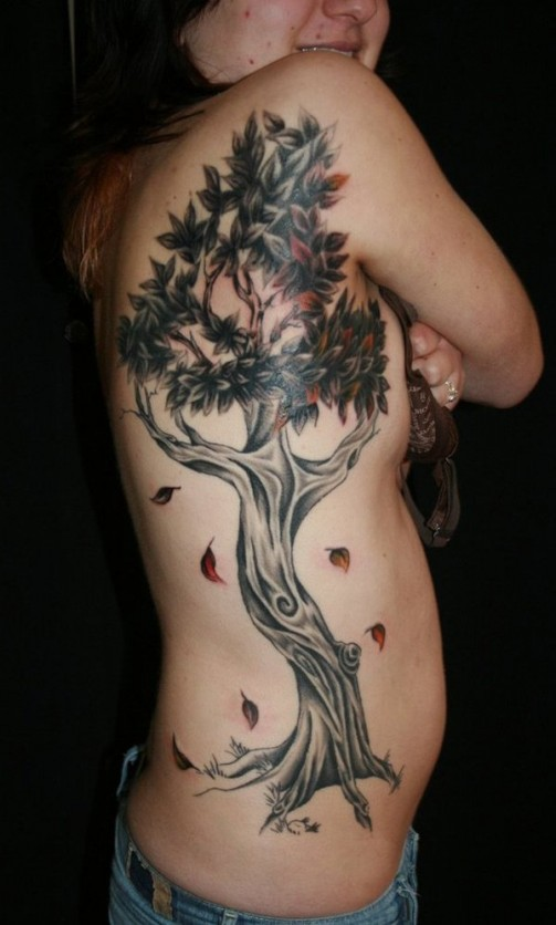 Tree-tattoo 18
